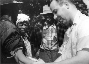 John Charles Cutler in Guatemala