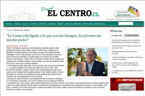 Entrevista El Centro