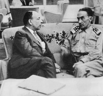 Henrique Galvão y Humberto Delgado