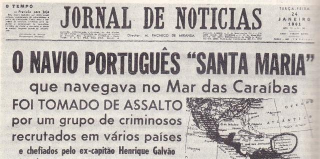 Operación Dulcinea_Portada Jornal de Noticias