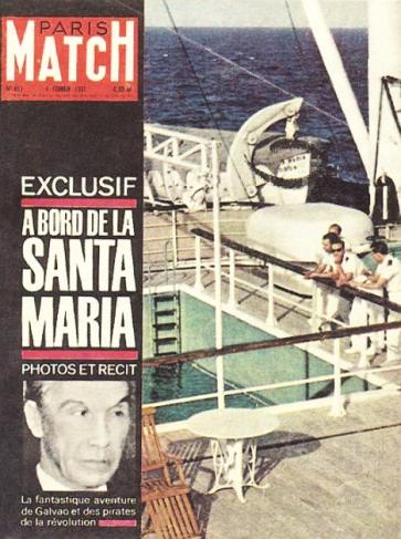 Operación Dulcinea_portada Paris Match