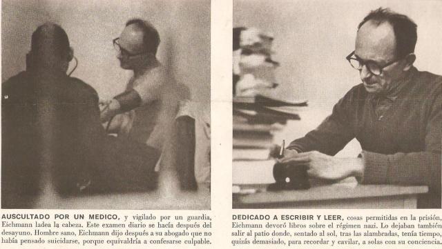 Eichmann preso