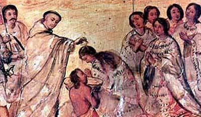 La extirpación de idolatrías