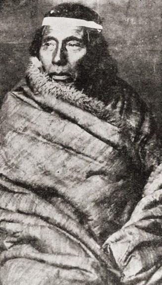 Mulato, último cacique tehuelche
