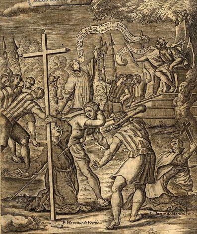 Mártires de Elicura
