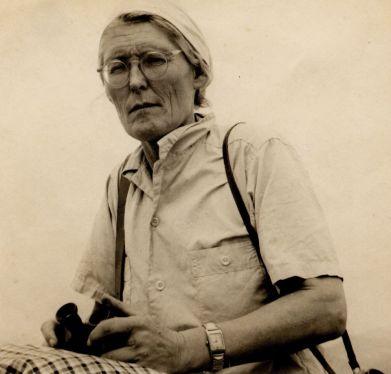 María Reiche y las Líneas de Nazca