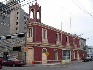 Cuartel de la Primera Compañía de Iquique.