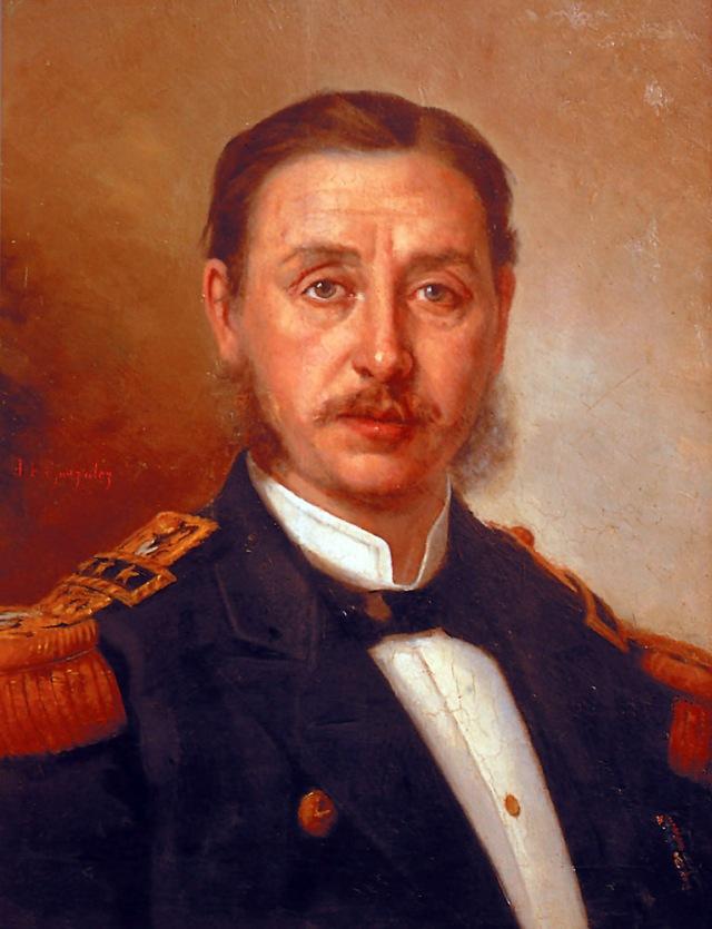 Carlos Condell de la Haza