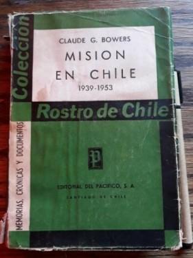 Libro escrito por el Embajador Norteamericano